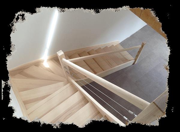 Escalier Portes-lès-Valence